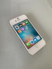 Apple iPhone 4s 32GB White (Unlocked) A1387 FULLYT WORKING HANDSET ONLY CLEAN UK