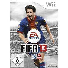 Nintendo Wii * Wii U WiiU Spiel Fifa 13 * Fussball Soccer 2013 Fußball Football