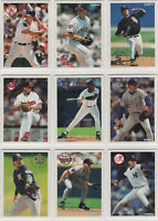 1994 Fleer with Update Baseball Team Sets **Pick Your Team**