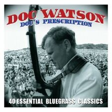 Doc Watson Doc's Prescription 2-CD NEW SEALED Bluegrass/Country