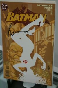 BATMAN #620 SIGNED & NUMBERED BY WRITER BRIAN AZZARELLO