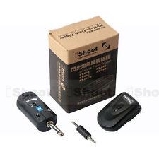Radio Wireless Flash Trigger PT-04 for Photo Studio Strobe Light Monolight—1RX