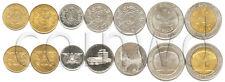 YEMEN 7 COINS SET 1974-2009 UNC (#1164)