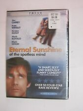 Eternal Sunshine of the Spotless Mind (Dvd, 2004, Widescreen) Brand New Sealed