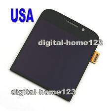 For BlackBerry Classic Q20 Touch Screen Digitizer LCD Display Replace Black