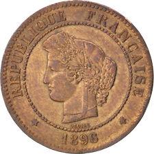 Monnaies, Troisième République, 5 Centimes Cérès, 1896 A, KM 821.1 #75953