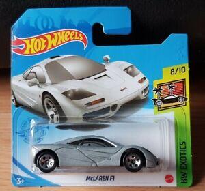 Hotwheels 2021 McLaren F1 8/10 HW Exotics