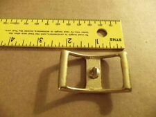 "1"" Solid Brass #210 Conway Harness Buckle (Pack Of 5)"