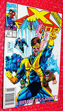 X-FACTOR  #67   n    comic 1991  The Inhumans