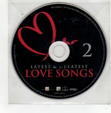 (FV235) Latest & Greatest Love Songs - CD TWO