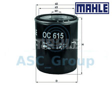 Genuine MAHLE Replacement Screw-on Engine Oil Filter OC 615 OC615