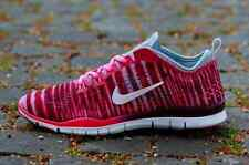 Excellent Women's Nike Free Cross Training Shoes Fit 4 5.0 Fuchsia Force 10