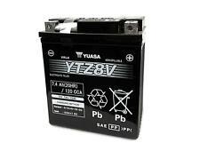 Batterie Moto Yuasa YTZ8V 12V 7.4AH 130A 113X70X130MM SANS ENTRETIEN