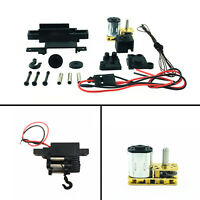 Replacement Automatic Winch for 1/16 WPLC-34KM C-34 C-34K RC Simulation Car