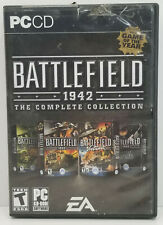 PC Game, Battlefield 1942 the Complete 8 Disc Collection -B7a194cc