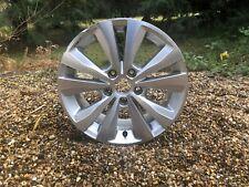 """1x Original Volkswagen VW Golf Mk7 VII 16"""" Aleación Rueda Llanta 6.5Jx16 (5G0601025)"""