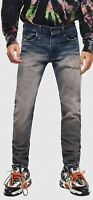 Diesel D-Strukt  Mens Jeans Tapered 0097Q Authentic New RRP£250