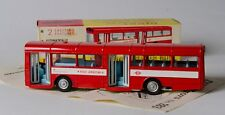 Dinky Toys 283 Single Decker Bus. Red. With Instructions. VNMINT/Boxed 1970's