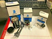 Tecumseh Compressor, AKA4476YXA, AK169AT-O47-A4, 115V, Start Kit, R134a, R12