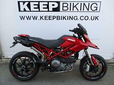 2012 DUCATI 796 HYPERMOTARD  ONLY 6996 MILES. FULL SERVICE HISTORY. FLY SCREEN.