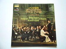 LP EMI MELODIYA BACH Concertos Piano 1 & 2 Vasso DEVETZI Rudolf BARCHAI