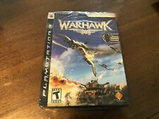 Warhawk Game + Sony Bluetooth Headset Playstation 3 PS3 New FAST POST OZ SELLER