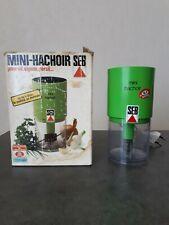 SEB Mini-hachoir pour ail oignon persil ... modèle 8551