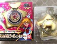 Bandai Star Locket Music Box Gold Sailor Moon version Moonlight Memory UESD