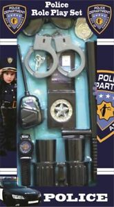 Police Officer Deputy Role Play Kit For Kids By Dress up America