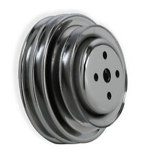 Mr. Gasket 8829 Chrome Plated Steel Water Pump Pulley