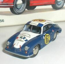Véhicules miniatures blancs pour Porsche 1:87