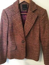 NWOT $165 The Limited blazer Wool Size 4