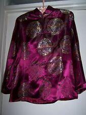 Ladies Silk Jacket-Size12