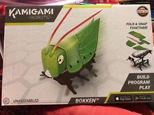 NEW KAMIGAMI BOKKEN ROBOT New GREEN