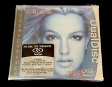 Britney Spears In The Zone 5.1 Surround Sound Rare Dualdisc Sealed!