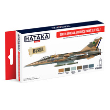 HTK-AS50 South African Air Force paint set vol. 1