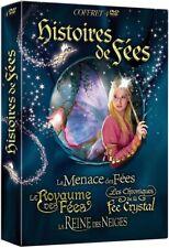 COFFRET 4 DVD HISTOIRE DES FÉES Neuf Sous Blister