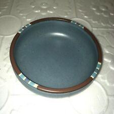"Dansk Mesa Sky Blue Soup Cereal Bowl 5 3/4"" Diameter Japan"