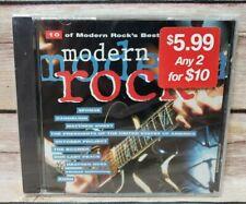 10 Of Modern Rocks Best Various Tracks CD 1995