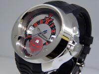 Franc Vila FVa5 Universal Timezone Quantieme GMT 47x52mm $24,000 NIB