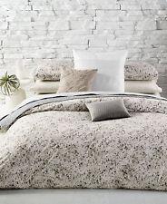 New Calvin Klein Nocturnal Blossoms Queen Duvet Cover