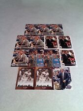*****Jerry Sloan*****  Lot of 14 cards.....5 DIFFERENT / Basketball