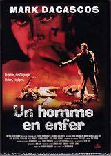 UN HOMME EN ENFER - MARK DACASCOS - DVD NEUF SOUS CELLO