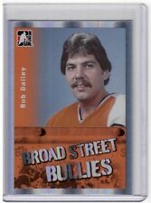 BOB DAILEY 11/12 ITG Broad Street Boys Base Card #19 Philadelphia Flyers SP