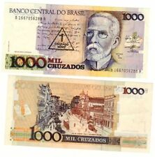 Bresil BRAZIL Billet 1 N. CRUZEIRO 1989 P216c NEUF UNC