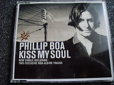 Phillip Boa-Kiss my Soul Maxi CD-Made in Germany