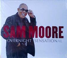 SAM MOORE - OVERNIGHT SENSATIONAL - RHINO CD - 2006 - STILL SEALED