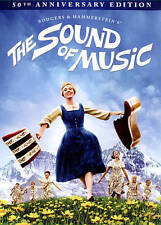 The Sound of Music (DVD, 2015, 50th Anniversary Edition)NEW FAST SHIPPING