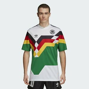 Adidas Originals Germany Mash-up Soccer Jersey Size Large CD6957