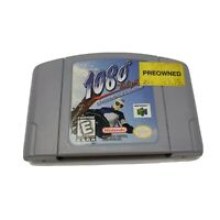 1080° Snowboarding (Nintendo 64, 1998) Cleaned / Tested / Authentic N64